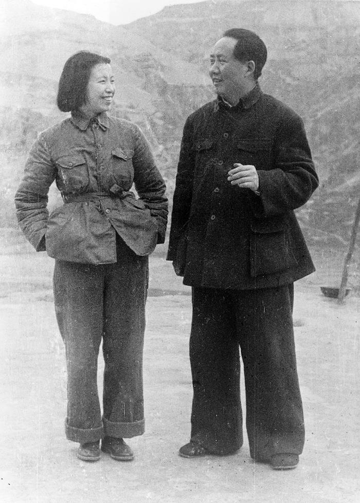 jiang Mao